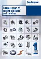 Leaflet EagleBurgmann product program